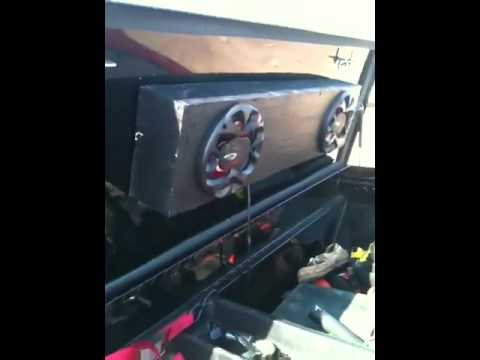 toolbox speakers the cheap way -