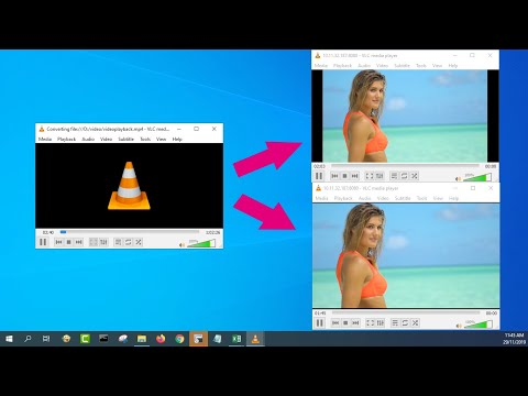 VLC : Stream Video One To Many Devices