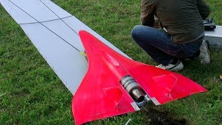 FASTEST RC TURBINE MODEL JET IN ACTION 727KMH 451MPH FLIGHT TRAINING WORLD RECORD TRAINING PART 2