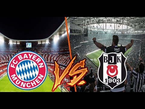 Beşiktaş Taraftarı vs Bayern Münih Taraftarı (Supporters vs Supporters)