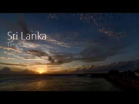 4K UHD Sri Lanka 斯里蘭卡 Time Lapse