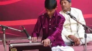 Very Very Very Fast Fingers in Raag Yaman (Part - 2)   Solo Harmonium by Master Nishad Medium (360p)