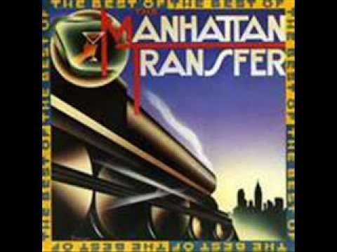 Manhattan Transfer _ Speak Up Mambo 1982