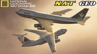 لحظات قبل الكارثة  تصادم طائرتين في الجو   NAT GEO