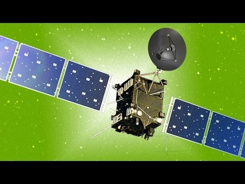 5 Things You Need to Know About Rosetta, the Comet Chaser -- The Countdown #40