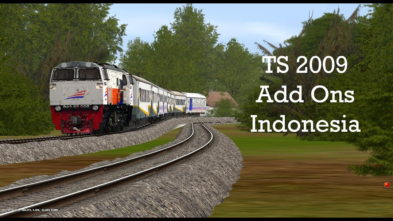 Add On Trainz Simulator Indonesia