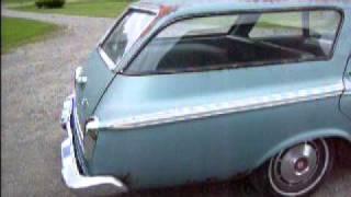 1965 dodge coronet station wagon  318 poly-head