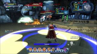DC Universe Online-Never Give Up