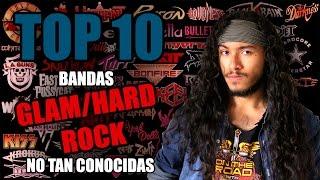 TOP 10: BANDAS DE GLAM/HARD ROCK 80´s (No muy conocidas)