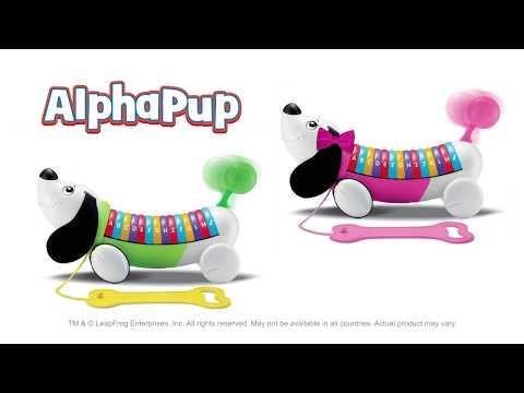 AlphaPup   Demo Video   LeapFrog