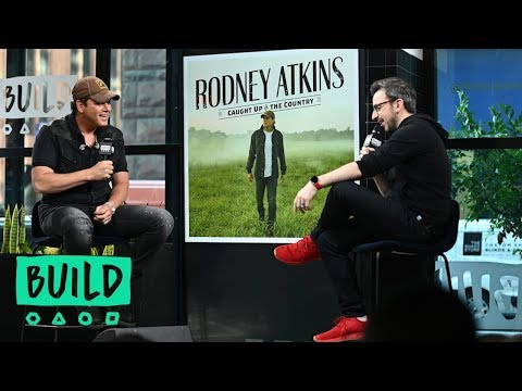 """Rodney Atkins Speaks On His Album, """"Caught Up In The Country"""""""