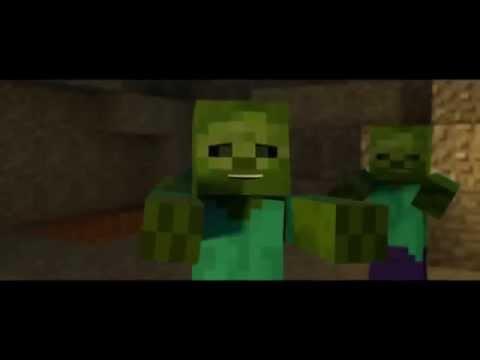 Видео Майнкрафт с друзьями страшилки