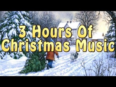 3 Hours of Christmas Music - Holiday Classics with the best new stuff