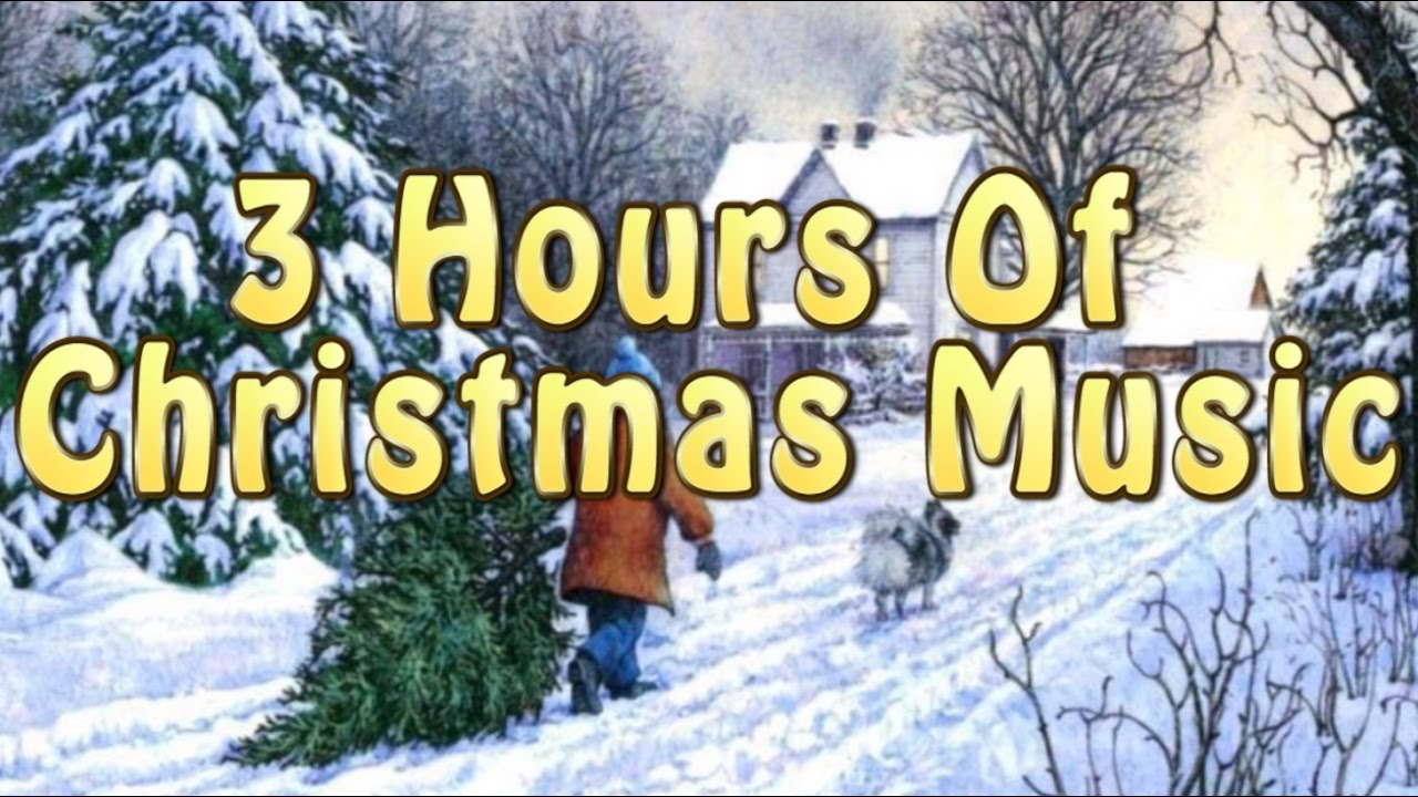 3 Hours of Christmas Music - Holiday Classics with the best new ...