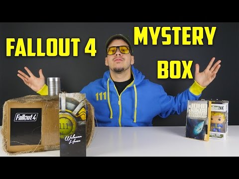 Unboxing Fallout 4 Mystery Package!