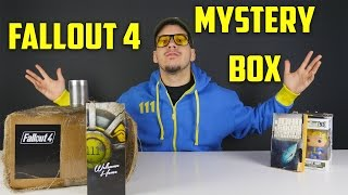 Unboxing Fallout 4 Mystery Package