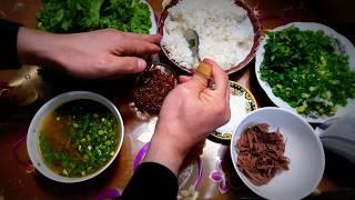 Традиционный корейский суп. Востанавливает после травм