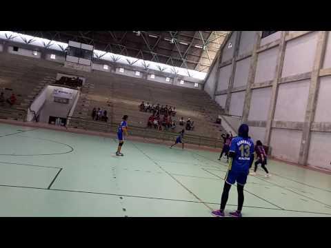 (babak 2) final kejurprov Kaltim 2017  Bpp (Biru ) vs Smd ( biru pink) part 1
