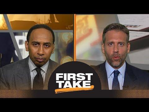 First Take debates if Kemba Walker to Cavaliers could keep LeBron James | First Take | ESPN