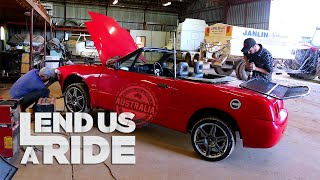Lend Us A Ride: Australia [EPISODE 3](, 2014-08-13T20:00:03.000Z)