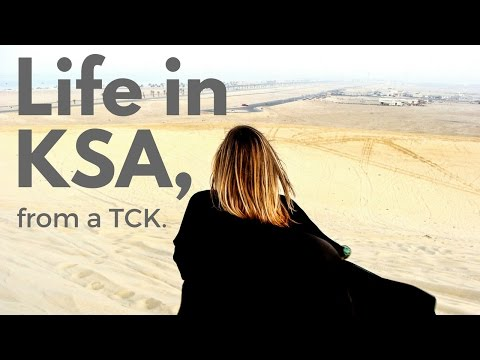 Daughter to Father: A Third Culture Kid's take on life in Saudi Arabia