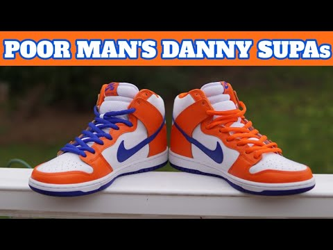 Nike SB Dunk High TRD QS \