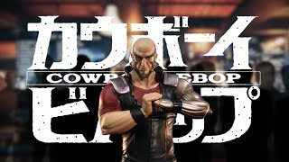 F4F Presents Cowboy Bebop - Jet Black Resin Statue Trailer