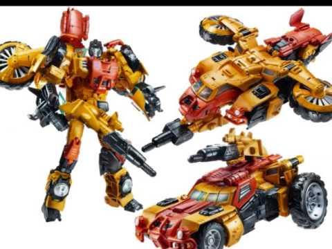 triple changer autobot