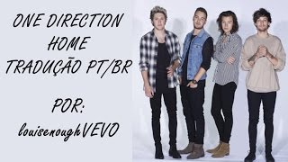 One Direction - Home (tradução)