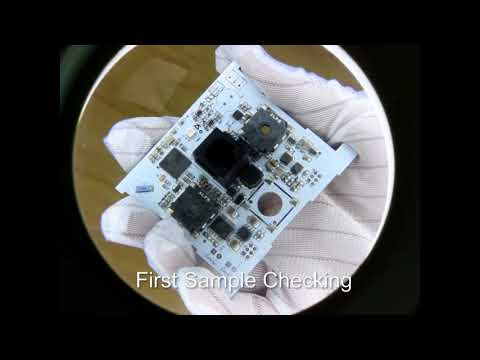 Elecrow PCB Assembly Process