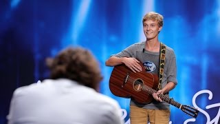 Mathieu: Grow / Hallelujah, I Love Her So - Auditions - NOUVELLE STAR 2015