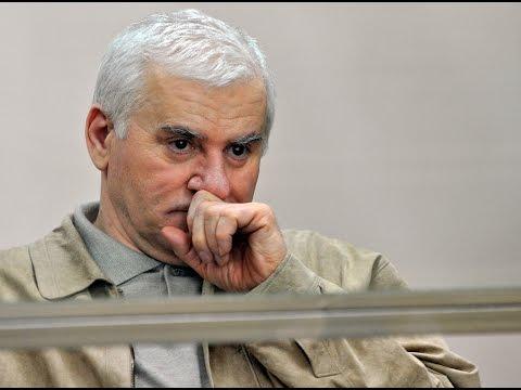 Бывшего мэра Махачкалы Саида Амирова приговорили к пожизненному