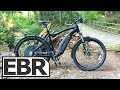 OHM Sport Video Review - $4k Trail Capable Ebike, Regenerative Braking, Throttle