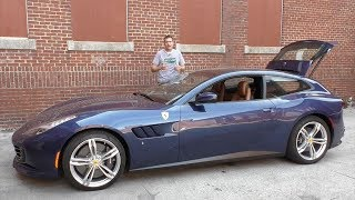 Вот почему Ferrari GTC 4 Lusso стоит $350 000 Горячий хэтчбек ОБЗОР (Doug DeMuro на русском)