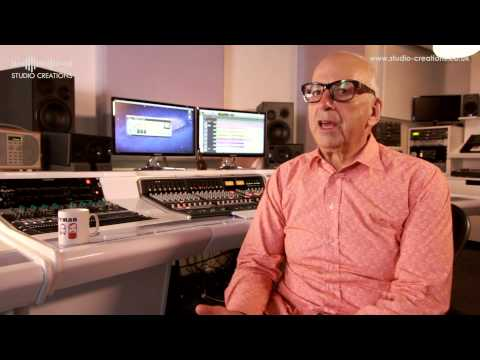 Studio Creations & Universal Audio UAD2 Interview with Daniel Miller of Mute Records