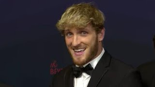 Logan Paul on Future Rematch With KSI After BIG Loss  Streamys 2019