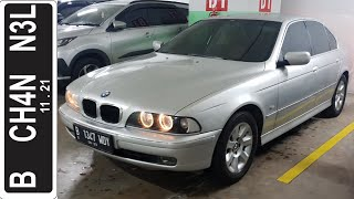In Depth Tour BMW 523i M/T [E39] (1999) - Indonesia