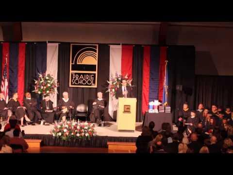 Prairie School Graduation 2014
