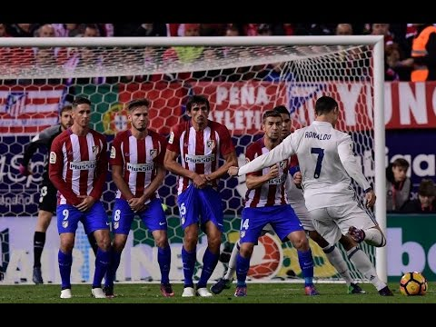 Atletico 0 3 Real Madrid