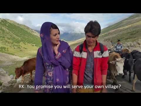 Reham Khan chat with Deosai Youth | #MyPakistan | Reham Khan Official