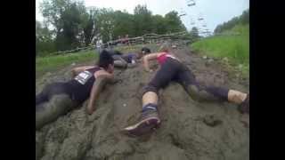 Spartan Race Czech Republic - Super (9.6. 2013) - Monínec 12,25 km