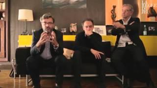 Rencontre avec Raphaël Glucksmann et Laurent Bouvet