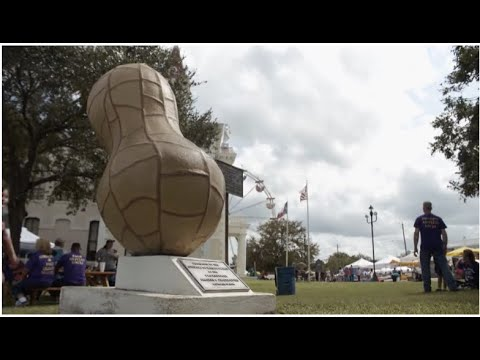The 74th Annual Floresville Peanut Festival, 2018, on yoloTX TV