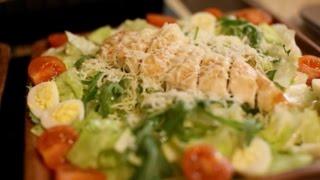 Цезарь Лайт. Фитнес Рецепты. Правильное питание.