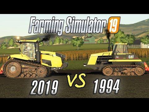 CHALLENGER vs CHALLENGER | Farming Simulator 19 - Power!! thumbnail
