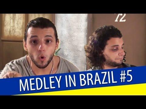 0 Chaves for Gringos no Medley in Brazil com Marcos Castro, Vinheteiro e Matheus Castro!!!