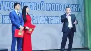 Джабар Аскеров выступил на 1-м слете молодежи Юждага