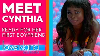 Meet Cynthia: She's ready for her first boyfriend | Love Island Australia 2019