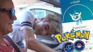 pokemon go brengt gevaar op de weg mijn zeldzame pokemon