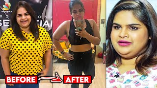 Actress Vidyu Raman Unbelievable transformation | Weight loss Secret, Veeram Ajith, Santhanam | News